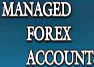 Starting a forex managed account